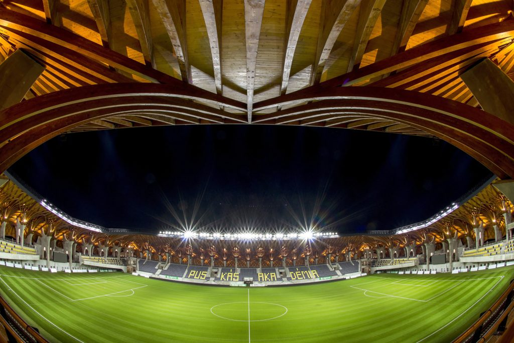 Puskás Academy's Pancho Arena Named No.1 Luxury Football Stadium In The World – Video! post's picture