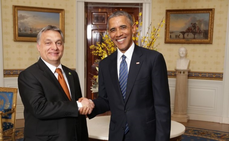 Photo: PM Orbán Meets President Obama At Washington Nuclear Summit post's picture