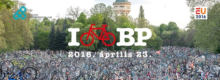 I Bike Budapest: Thousands Of Cyclists Conquer Hungarian Capital In Pro-Cycling March – Video-! post's picture