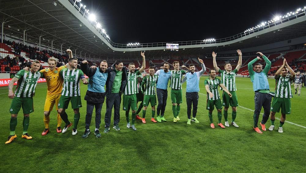OTP Bank League: Ferencváros Win Title Despite Defeat In Debrecen – Video! post's picture