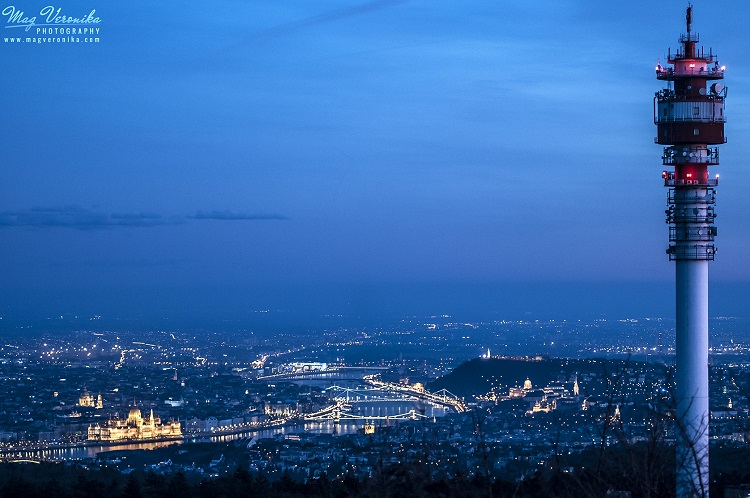 New Lookout Tower Offers Stunning Views Of Budapest – Photos! post's picture