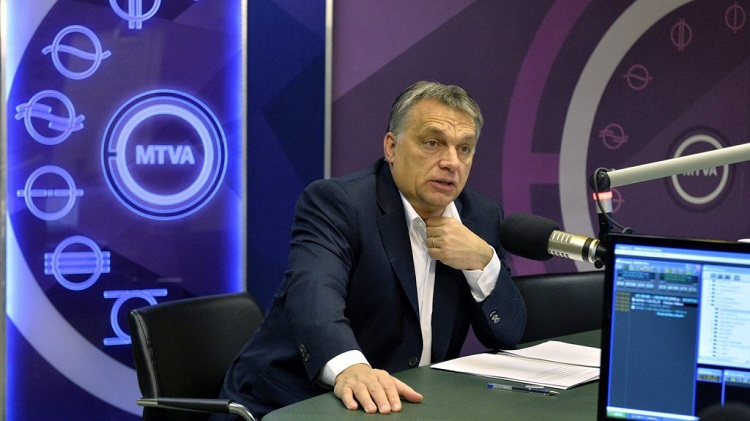 PM Orbán Interview: EU Migrant Quota Plan Must Be Blocked post's picture