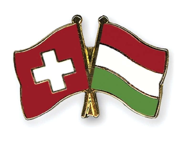 Hungary Concludes Strategic Partnership With Switzerland post's picture