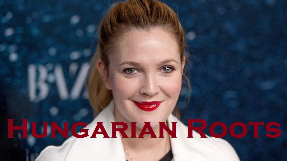 Hungarian Roots: Drew Barrymore, US Actress post's picture