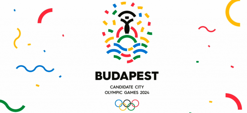 Budapest Olympics 2024: Logo And Launch Video Finally Revealed! post's picture