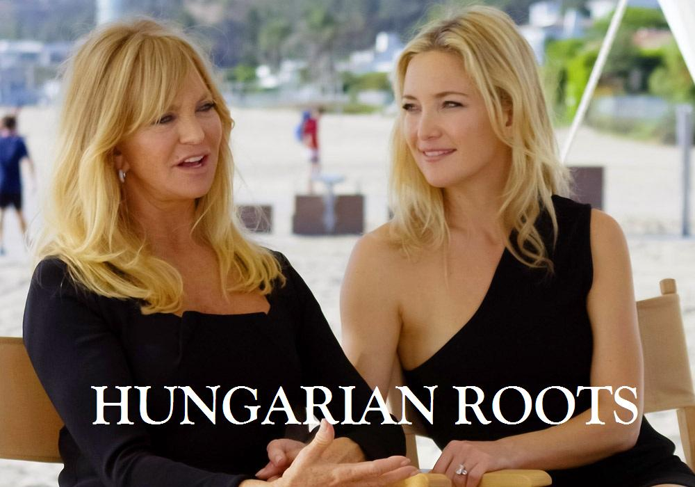 Hungarian Roots: Goldie Hawn And Kate Hudson, American Actresses post's picture