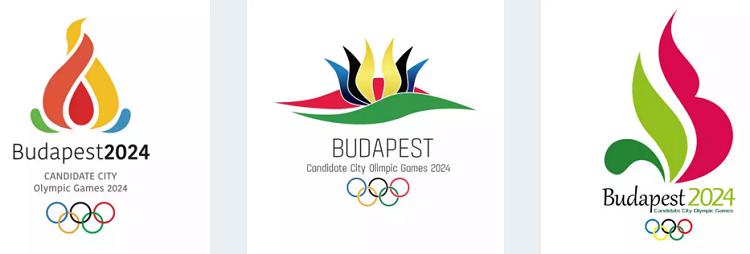 How Should The Logo Of Budapest 39 S Olympics 2024 Bid Look