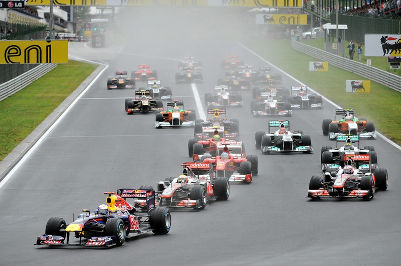 Formula 1: Bernie Ecclestone Confirms Hungarian Grand Prix Until At Least 2026 post's picture