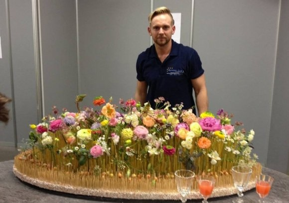 Hungarian Named Europe's Best Florist At Swiss Championship post's picture