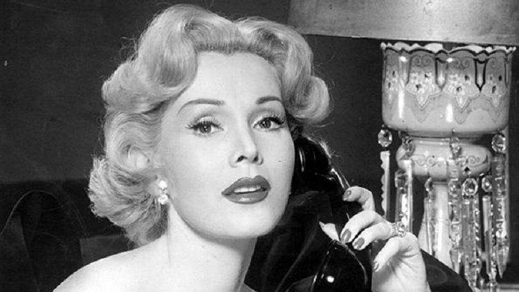 Hungarian-Born Hollywood Diva Zsa Zsa Gabor Dies Aged 99 post's picture