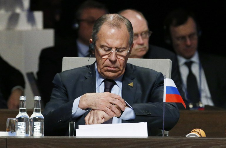 Russian Foreign Minister Lavrov To Pay Official Visit To Hungary post's picture