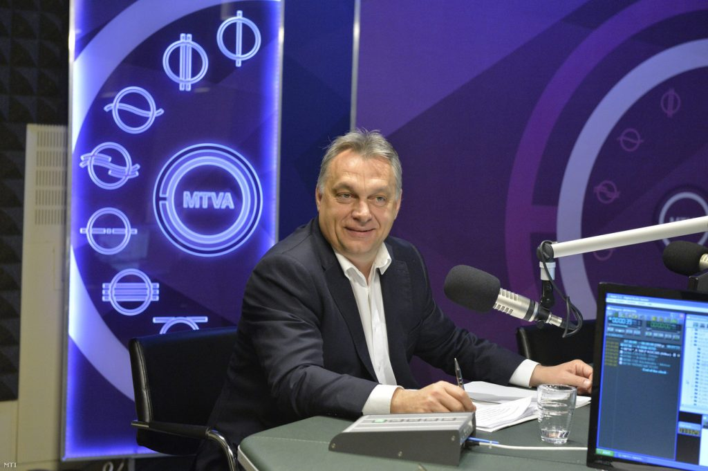 """PM Orbán Interview: EU's Planned EUR 500m Fine For Hungary Is """"Punch In The Stomach"""" post's picture"""
