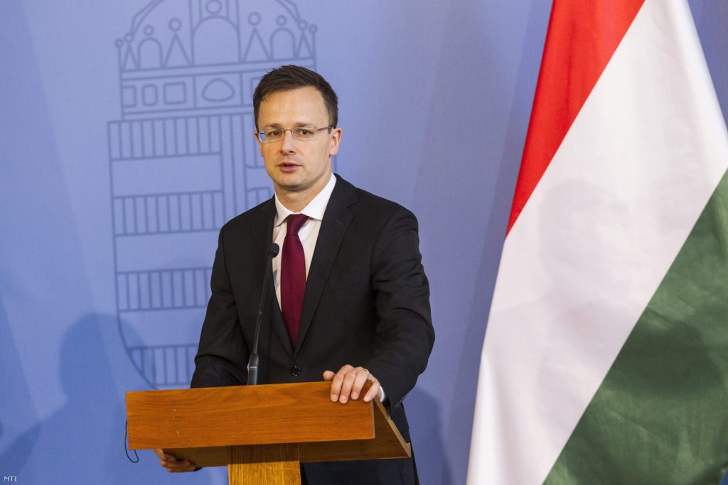 "Foreign Minister Hits Out Against Bill Clinton's ""Insults"" At The Hungarian People post's picture"