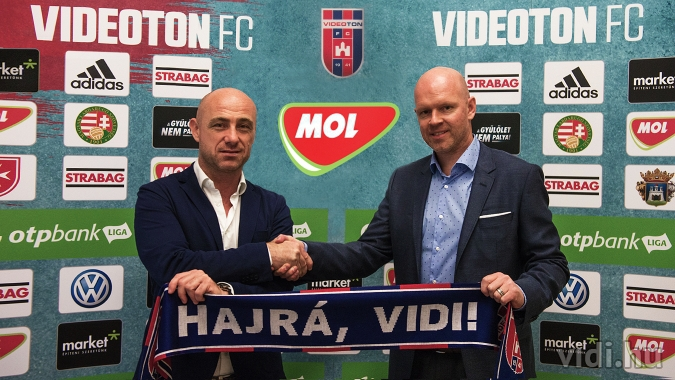 Former Manchester United Star Appointed Head Coach Of Hungarian Team Videoton post's picture
