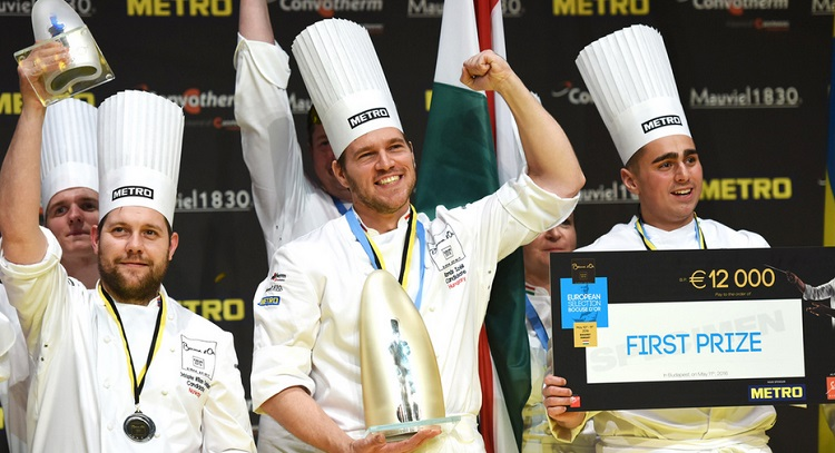 Breaking News: Hungary Sensationally Wins Bocuse d'Or European Finals In Budapest post's picture