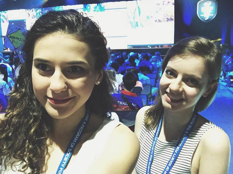 Eminent And Award–Winning Young Hungarian Competitors At International Science Fair In The USA post's picture