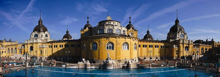 Iconic Budapest Thermal Bath Wins International Award post's picture