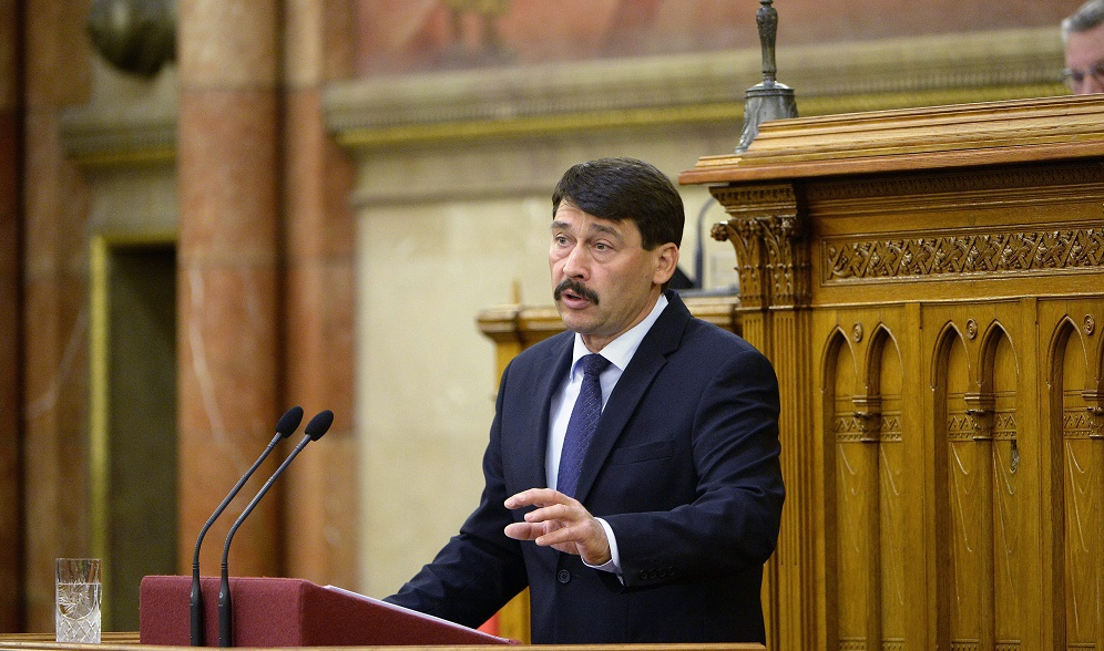 President Áder Urges Climate Action As OECD Reveals Shocking Data On Air Pollution In Hungary post's picture
