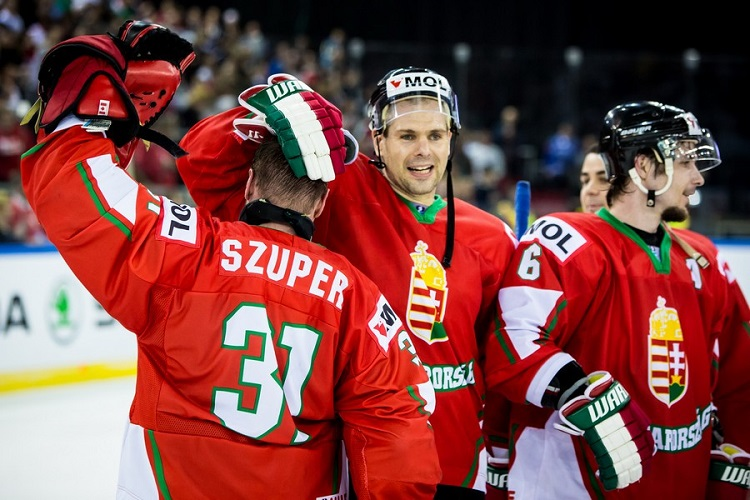 Hungary's Got The Stick: Hungary Is On The Map Of Ice Hockey post's picture