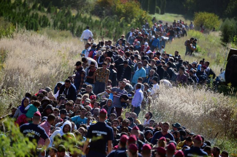 Hungary's Supreme Court Gives Go-Ahead For Anti-Migrant Quota Referendum post's picture