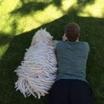 Who's The Star – Facebook Founder Zuckerberg Or His Hungarian Puli Dog?