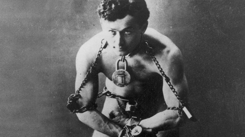 "Hungarian Roots: Harry ""Handcuff"" Houdini, The World's Greatest-Ever Escape Artist post's picture"