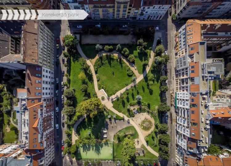 Budapest Block Rehabilitation Project Wins Property Development Oscar post's picture