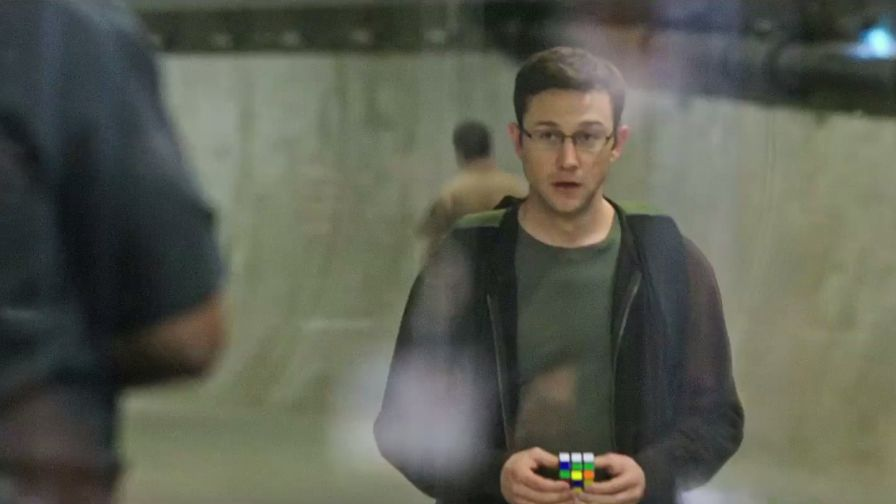 Oliver Stone's Snowden Movie Is The Best Advertisement For The Rubik's Cube Yet – Trailer! post's picture