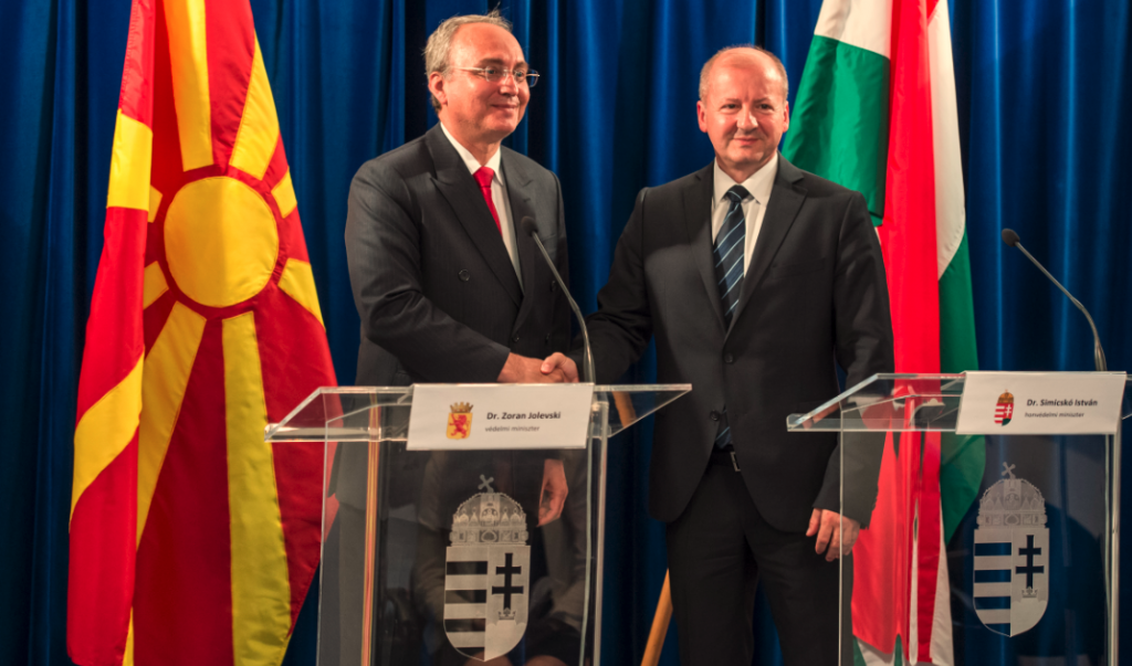 Defence Minister: Hungary Supports Macedonia's Euro-Atlantic Integration post's picture