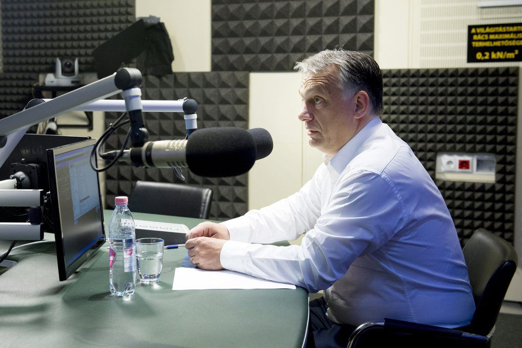 """PM Orbán On Brexit: Britons Voted To Quit EU To """"Preserve Their Island"""" Against Mass Migration post's picture"""