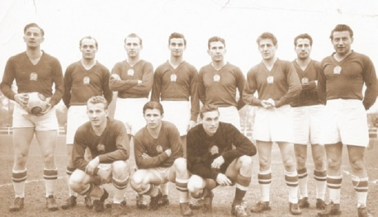 "Mighty Magyars: BBC Identifies Legedary Hungarian ""Golden Team"" As Best-Ever Football Team post's picture"