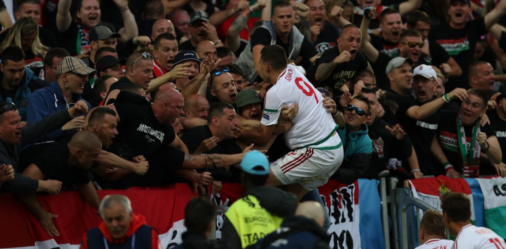 Hungary Erupts In Joy As National Team Puts End To 30 Years