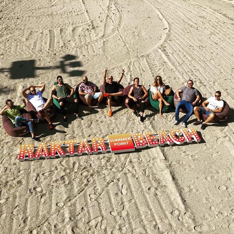 Raktár Beach: Budapest's New Summer Bar Opens On Margaret Island post's picture
