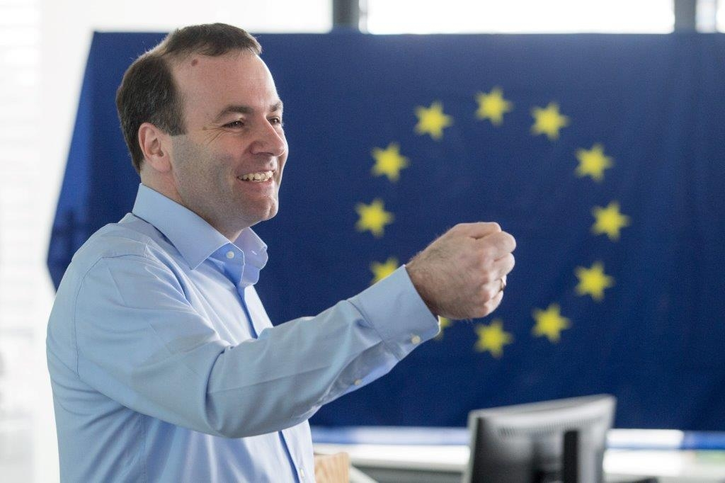 Manfred Weber: Merkel's And Orbán's Immigration Policies Are Compatible With Each Other post's picture