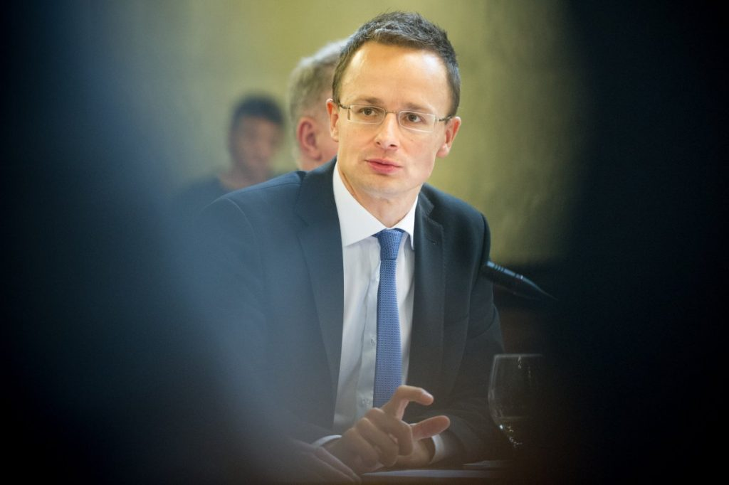 Szijjártó's Points About Soros And The Hungarian Ties With The Great Powers: US, Russia, China post's picture