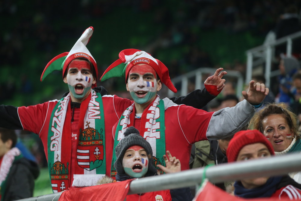 Hungary's Counter-Terrorism Police Issue Security Guide For Traveling Football Fans post's picture