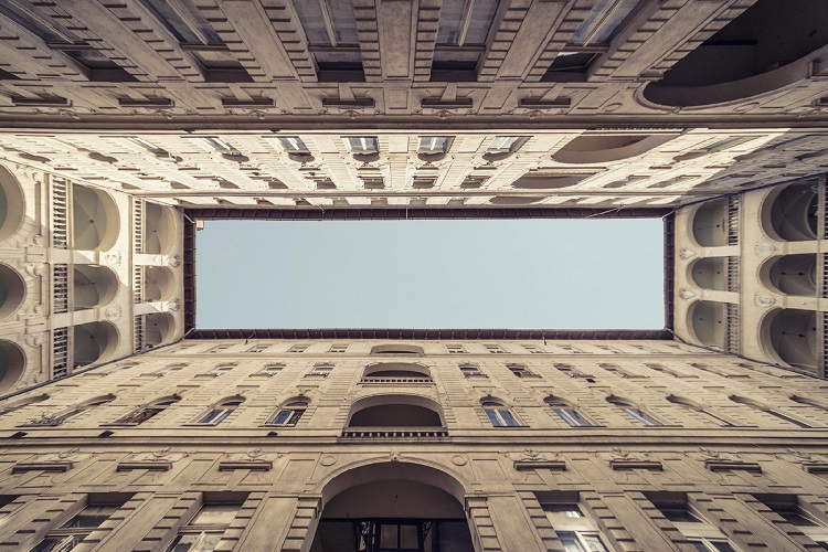 Photographer Captures Buildings On Budapest's Grand Boulevard From Stunning Angle post's picture