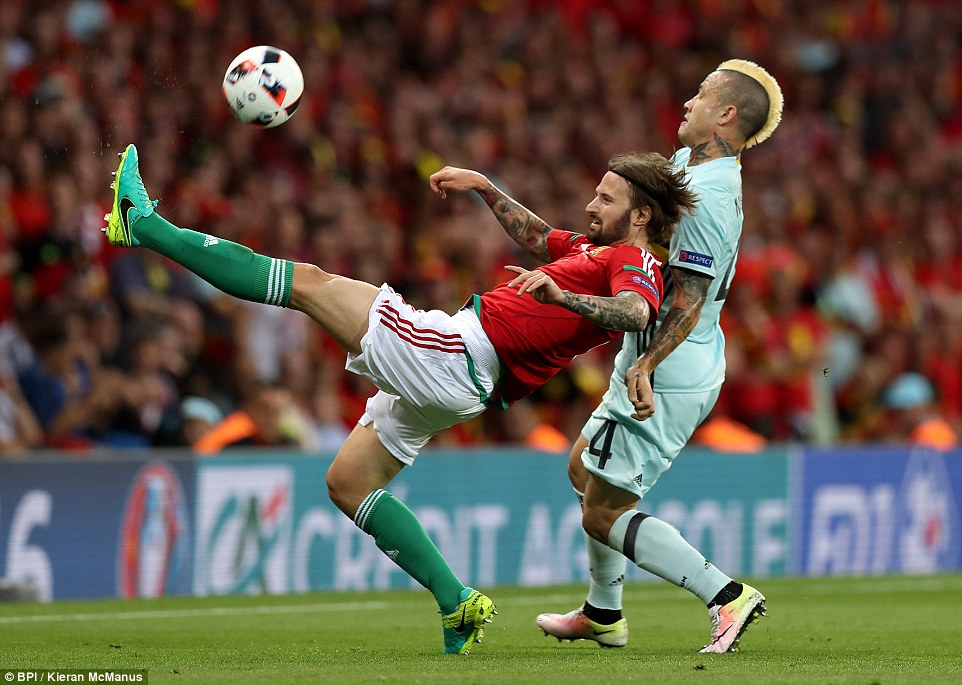 Euro 2016: Hungary's Two-Week Fairytale Ends With 4-0 Knockout From Belgium – Highlights! post's picture
