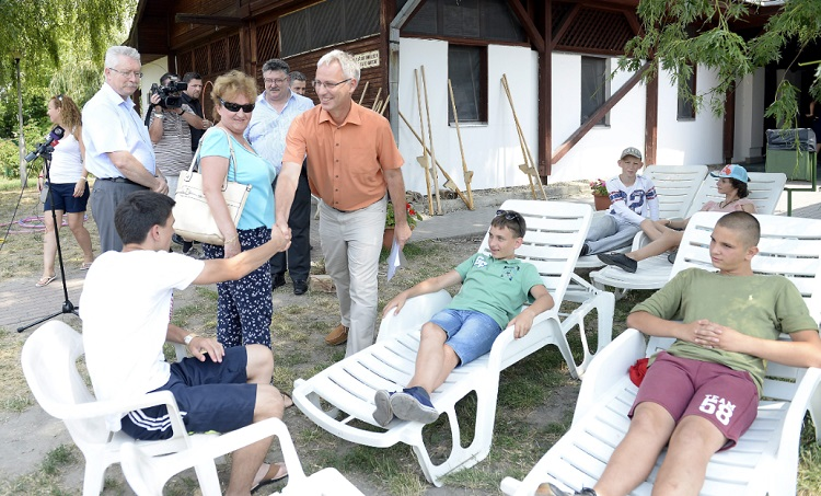Hungarian Summer Camps To Welcome 660 Children From War-Torn Ukraine post's picture