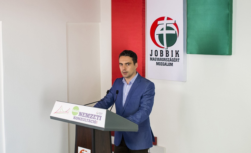 Jobbik Chief: PM Orbán Should Resign If He Loses Referendum On Migrant Quotas post's picture