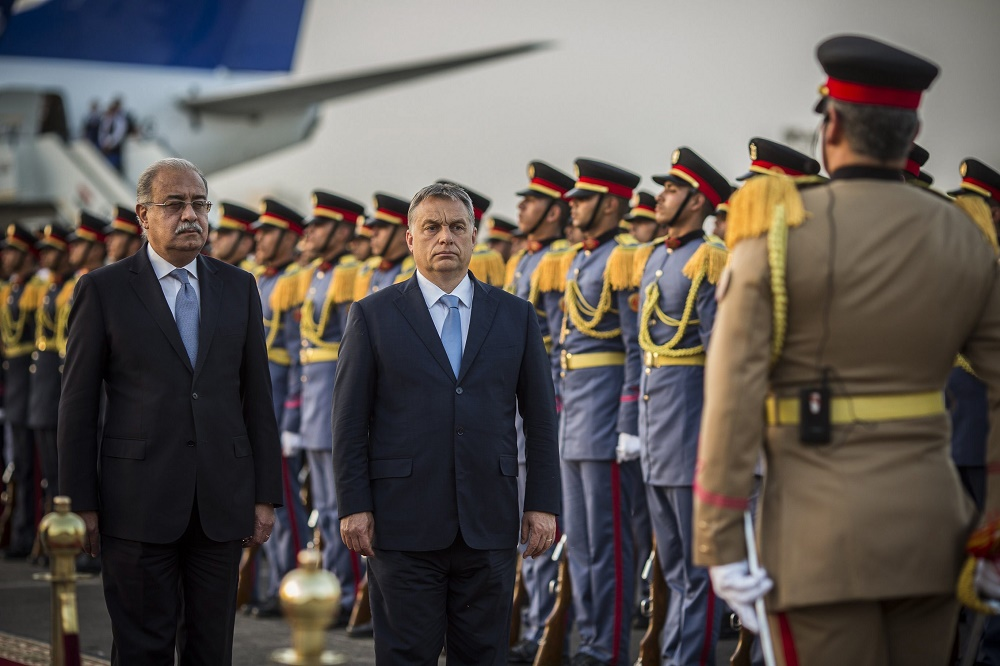"""Hungarian Premier Talks """"Coexistence Of Historical Civilizations"""" In Official Visit To Egypt post's picture"""