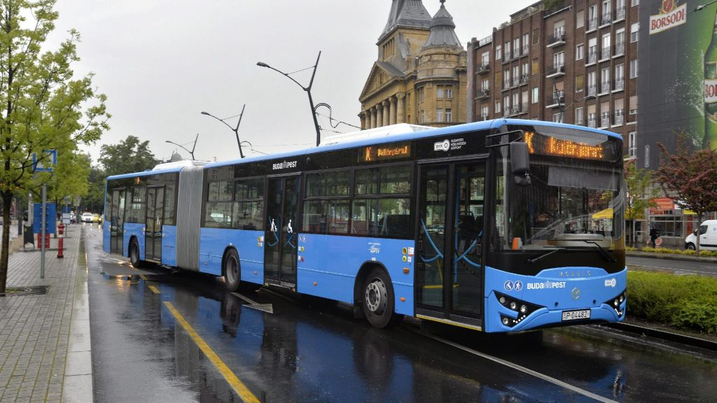 MABI-BUS: Hungarian-Made Buses In Race For Major Budapest Public Transport Tender post's picture