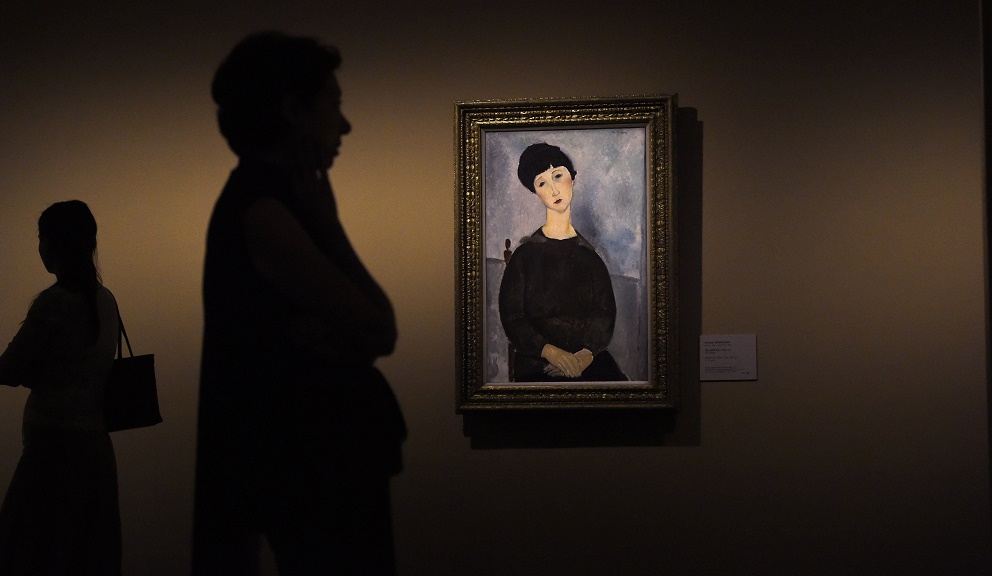 Hungarian National Gallery Hosts Modigliani Exhibition In Buda Castle post's picture