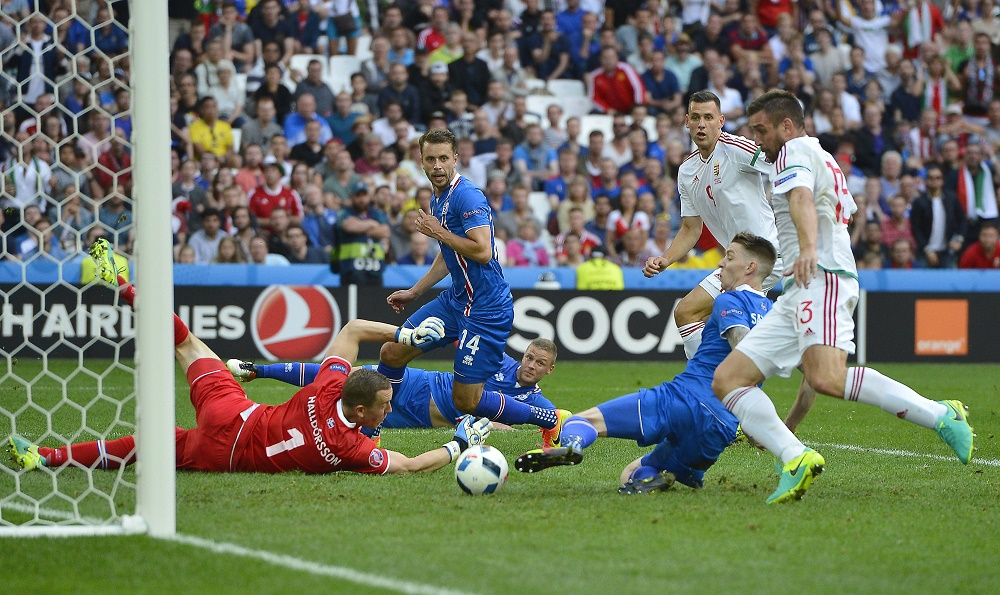 Euro 2016: Dominant Hungary Earn Late Equalizer Against Iceland post's picture