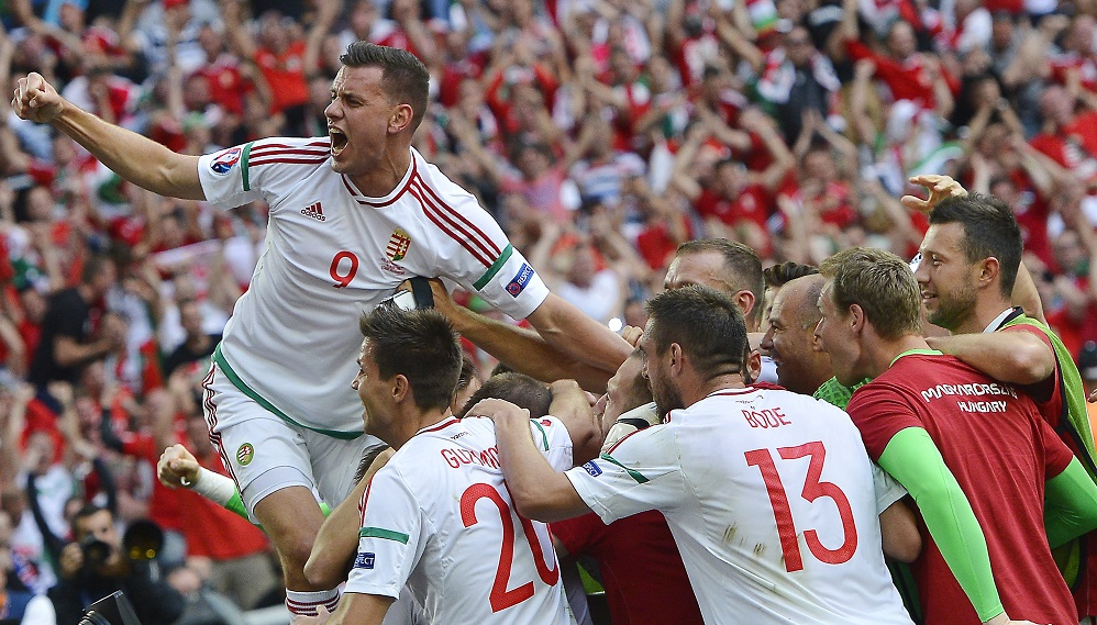 Euro 2016: Hungary Among Europe's Best Sixteen Regardless Of Tonight's Portugal Game post's picture