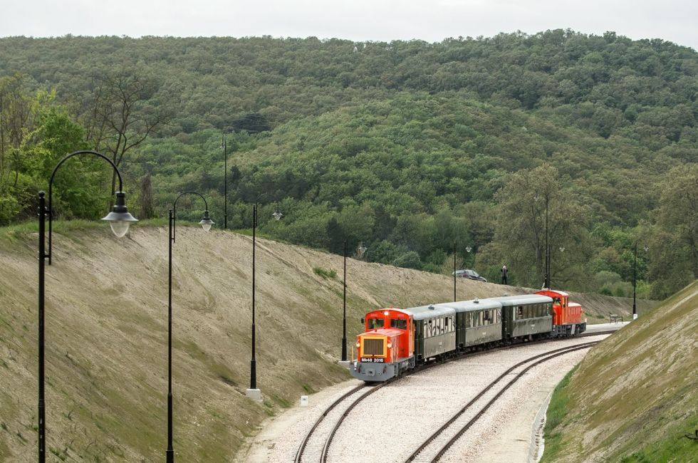 "EU Investigation Takes Off Against ""Absurd"" EU-Funded Nostalgia Railway In PM Orbán's Childhood Village post's picture"