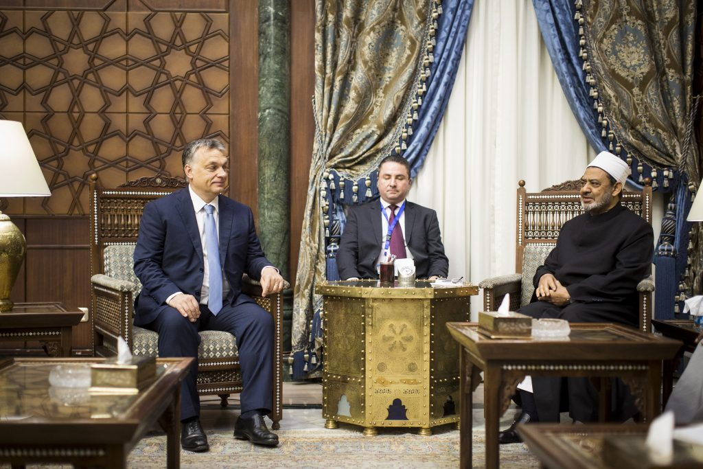 """PM Orbán Urges Europe To Stop """"Madness"""" Of Democracy Export And Support Egypt post's picture"""