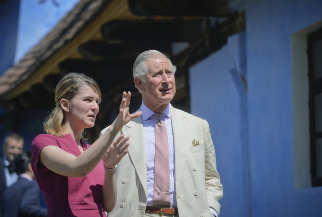 """Prince Charles Opens Rural Training Centre In His """"Love Affair"""" Of Transylvania post's picture"""