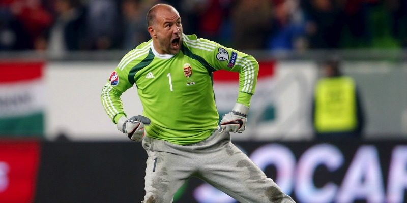 Euronews: Gábor Király's Legendary Sweatpants Inspire Football Craze In Hungary post's picture