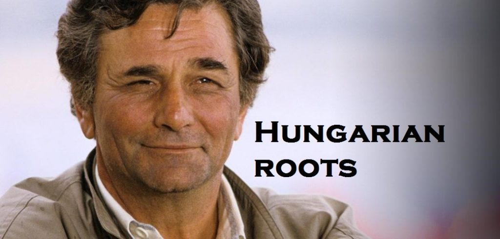 Hungarian Roots: Peter Falk, World-Famous American Actor Known As Lieutenant Columbo post's picture